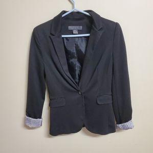 suzy shier black blazer.